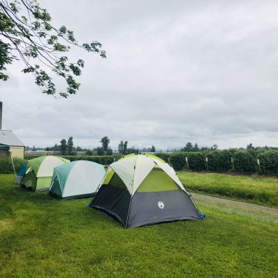 Lynden Camp Ground - Camping Lynden 1 Oostema Farmstead