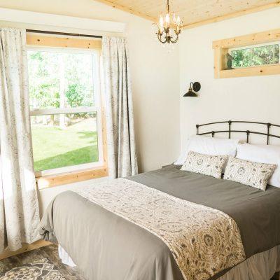 Tiny House - Bedroom 1 - Oostema Farmstead