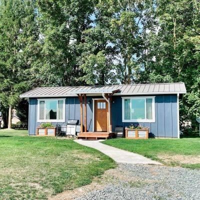 Tiny House in Lynden