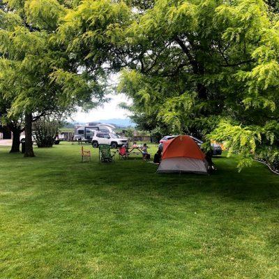 Lynden Camp Ground -